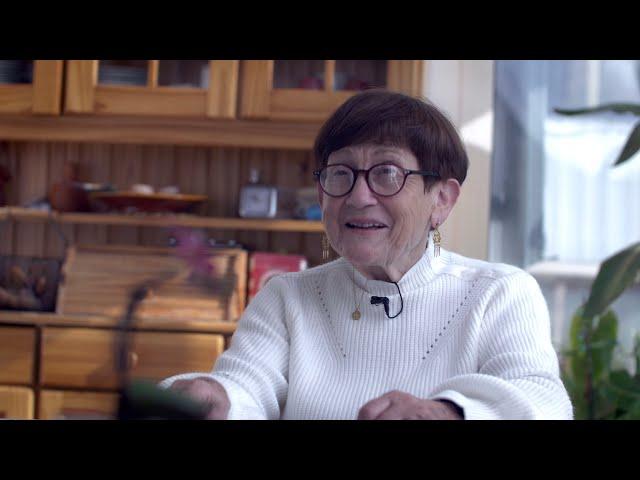 Janine JARNAC - Ex déléguée aux droits des femmes
