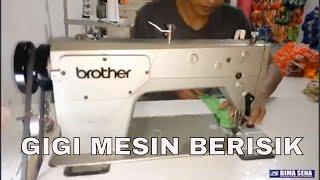 Download Mp3 Servis Mesin Jahit Brother, Berisik Bagian Gigi Dan As Cincin