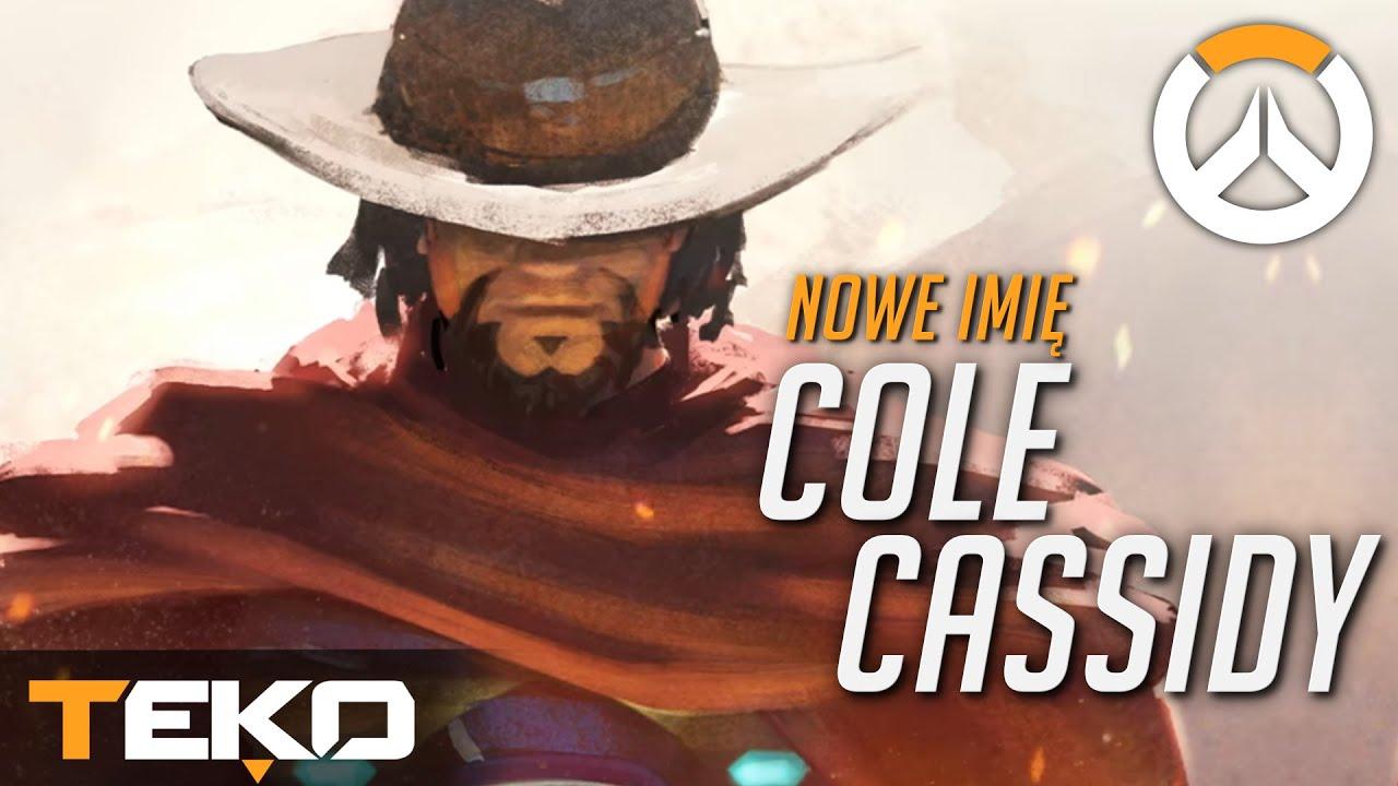 Download COLE CASSIDY - Nowe Imię McCree! [Overwatch]