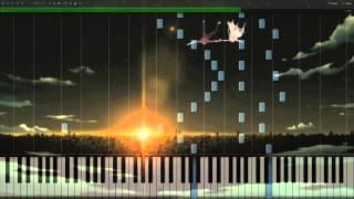 物語シリーズセカンドシーズンのBGMをピアノでコピってみた【その①】 シリーズ セカンドシーズン 検索動画 13