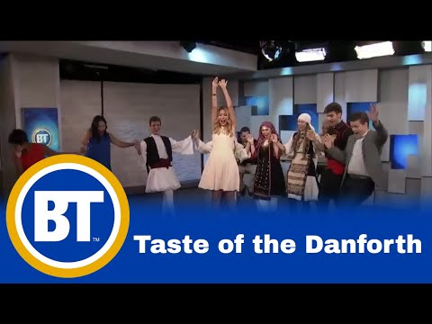 This weekend celebrates the 24th anniversary of Taste of the Danforth!