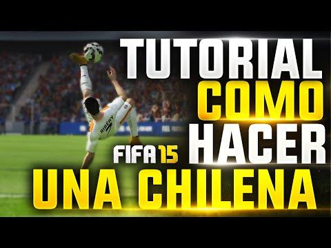 FIFA 15 - COMO HACER UNA CHILENA - TUTORIAL
