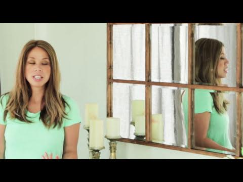 Diy Mirror Frame Living Room