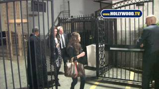 EXCLUSIVE: Dustin Hoffman & Lisa Gottsegen Spotted at Egyptian Theatre