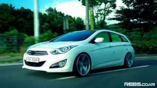 HYUNDAI I40 ON REBS RS EVO
