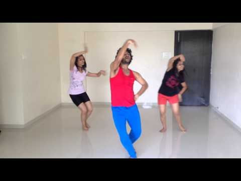 Chitiyan Kalaiyan ve (learn dance steps) by...