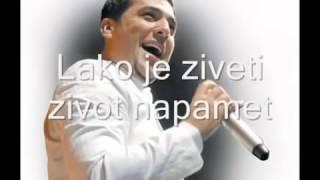 Zeljko Joksimovic   Libero tekst
