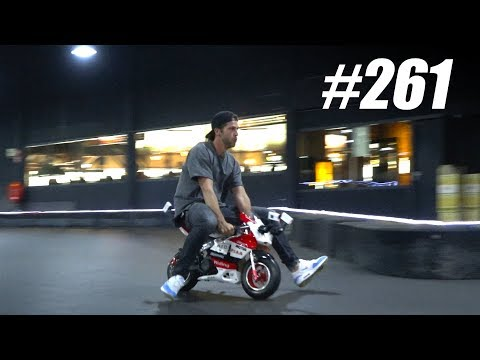 #261: Minibike Kartrace [OPDRACHT]
