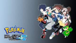 Let's Play Pokemon Black Version 2 (Longplay)