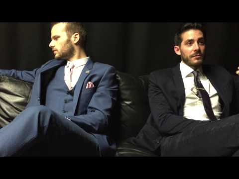 The Rise of The Krays - Interview with Simon Cotton and Kevin Leslie