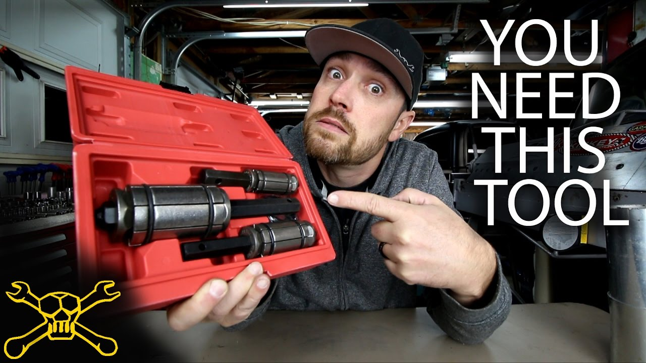 you need this tool episode 59 muffler and exhaust pipe expander