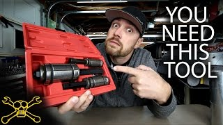 You Need This Tool - Episode 59 | Muffler And Exhaust Pipe Expander