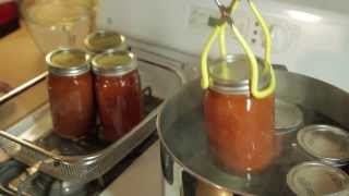 How To Can - Marinara Sauce Recipe