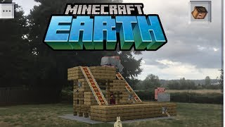 Minecraft Earth Early Access (closed Beta)