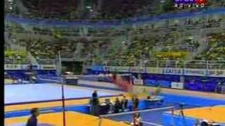 Nastia Liukin - 2007 Pan Am Games - EF - Bars