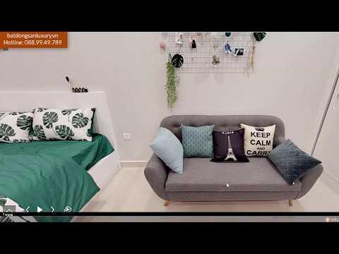 Tham Quan Nhà Mẫu 1 Phòng Ngủ Dự án Vinhomes Grand Park [ Review Nhà Mẫu ]