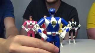 MMPR Series One Automorph Rangers - Command Center Reviews - Episode 4