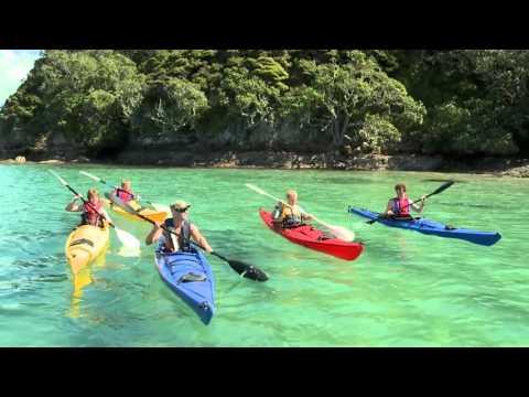 Nya Zeeland - Bay of islands