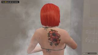 Repeat youtube video GTA V ONLINE - ¿PUEDEN 2 CHICAS TENER  SEXO? - Vicky InDa Barrio (+18)
