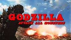 Godzilla – Attack All Monsters (Sci-Fi, Action in voller Länge, ganzer Film auf Deutsch)