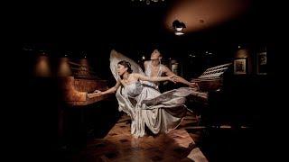 Australian Piano Duo (Live) Russian Rhapsody by S. Rachmaninoff  狂想曲