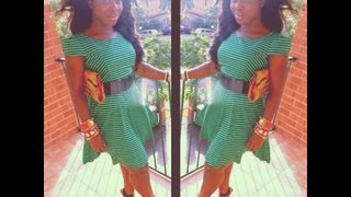 Outfit of the Day + Ghana Independence Day {Kente Ball}