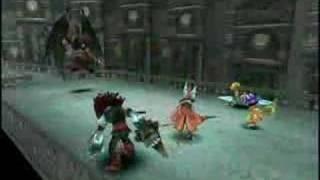 Final Fantasy IX - All Summons 太空戰士 9 召喚獸一覽