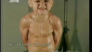 TLIFE.gr Είναι το πιο δυνατό παιδί στον κόσμο!