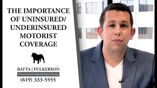 Batta Fulkerson: The Importance of Uninsured and Underinsured Motorist Coverage