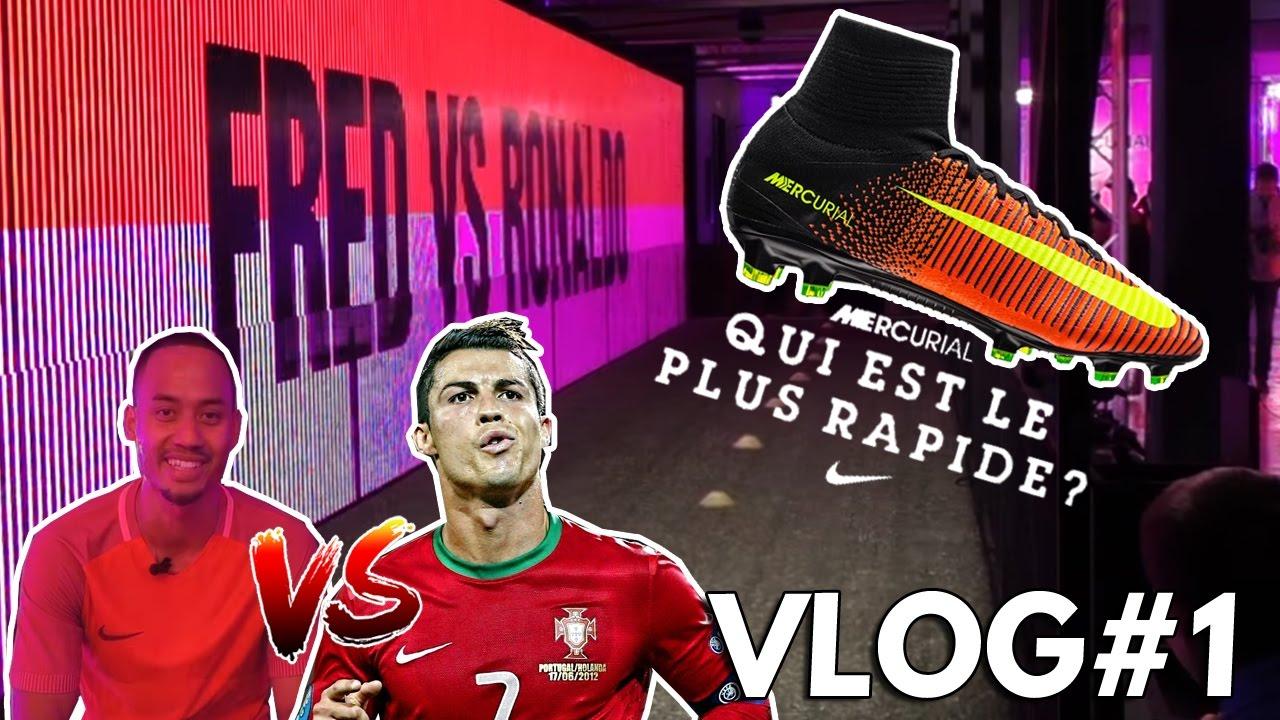 5581fde7f VLOG#1 - On a testé la Nike Mercurial Superfly V à Milan avec Ronaldo, Figo  et Ronaldinho