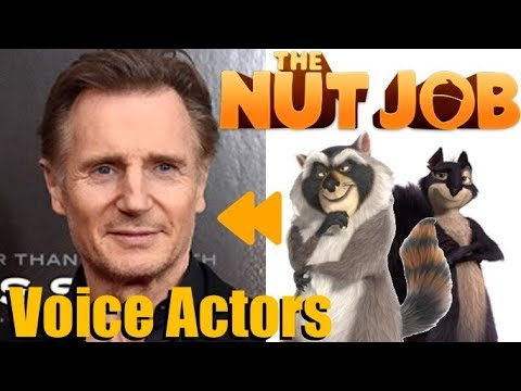 The Nut Job 2: Nutty by Nature TV Spot - Cast (2017) |The Nut Job People Characters