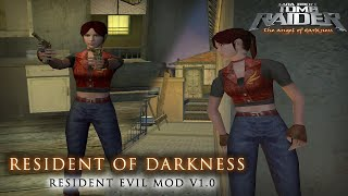 🎮 RESIDENT EVIL MOD - Tomb Raider: The Angel of Darkness