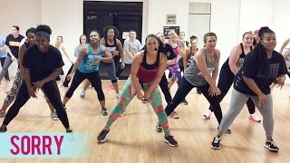 justin bieber sorry dance fitness with jessica