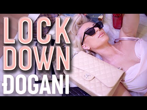 ĐOGANI - Lockdown - Official video + Lyrics - Djogani