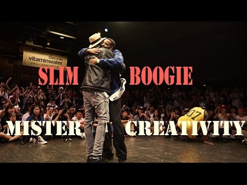 SLIM BOOGIE | Mister Creativity | Dance Compilation