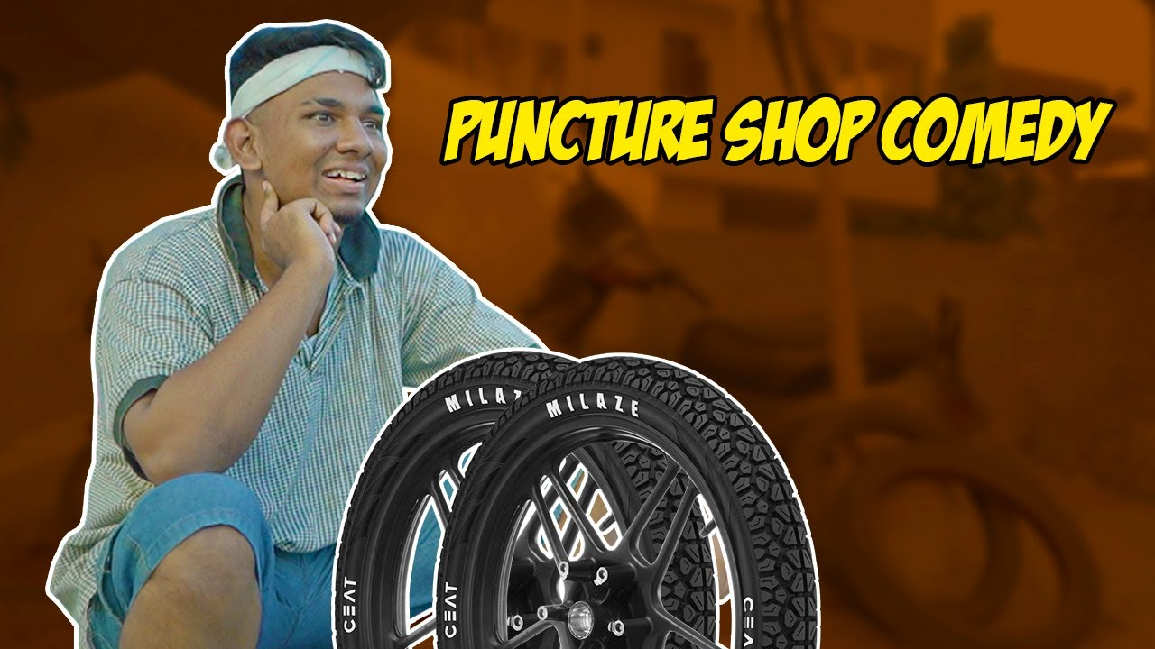5389459ad00 Puncture Shop Comedy | Hyderabadi Comedy | Warangal Diaries – Shopping time