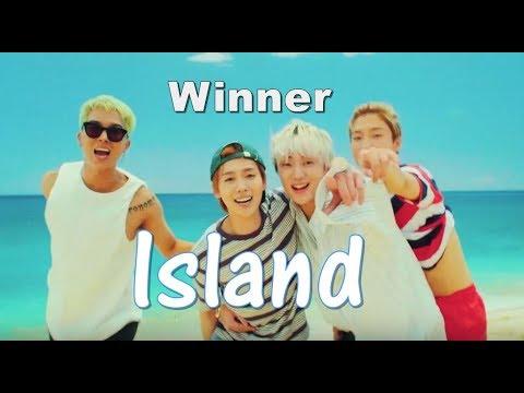 WINNER - ISLAND [Karaoke + Legenda PT-PT]