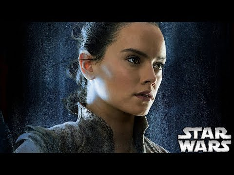 Rey's Parents and Force Powers Explained -The Last Jedi (SPOILERS)