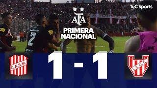 San Martín (T) 1 VS. Instituto 1 | Fecha 14 | Primera Nacional 2019/2020