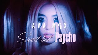 Ava Max - Sweet but Psycho [Official Lyric Video]