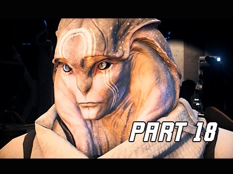 Mass Effect Andromeda Walkthrough Part 18 - A Dying Planet (PC Ultra Let's Play Commentary)