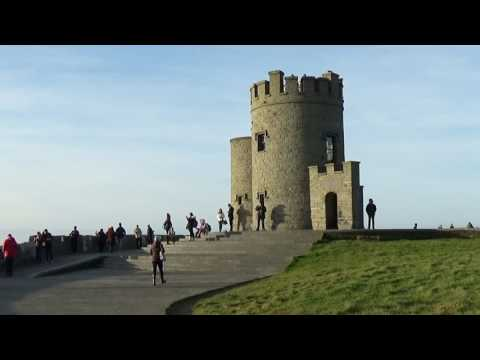 Ireland 2017 | Dublin City and Cliffs of Moher (HD)