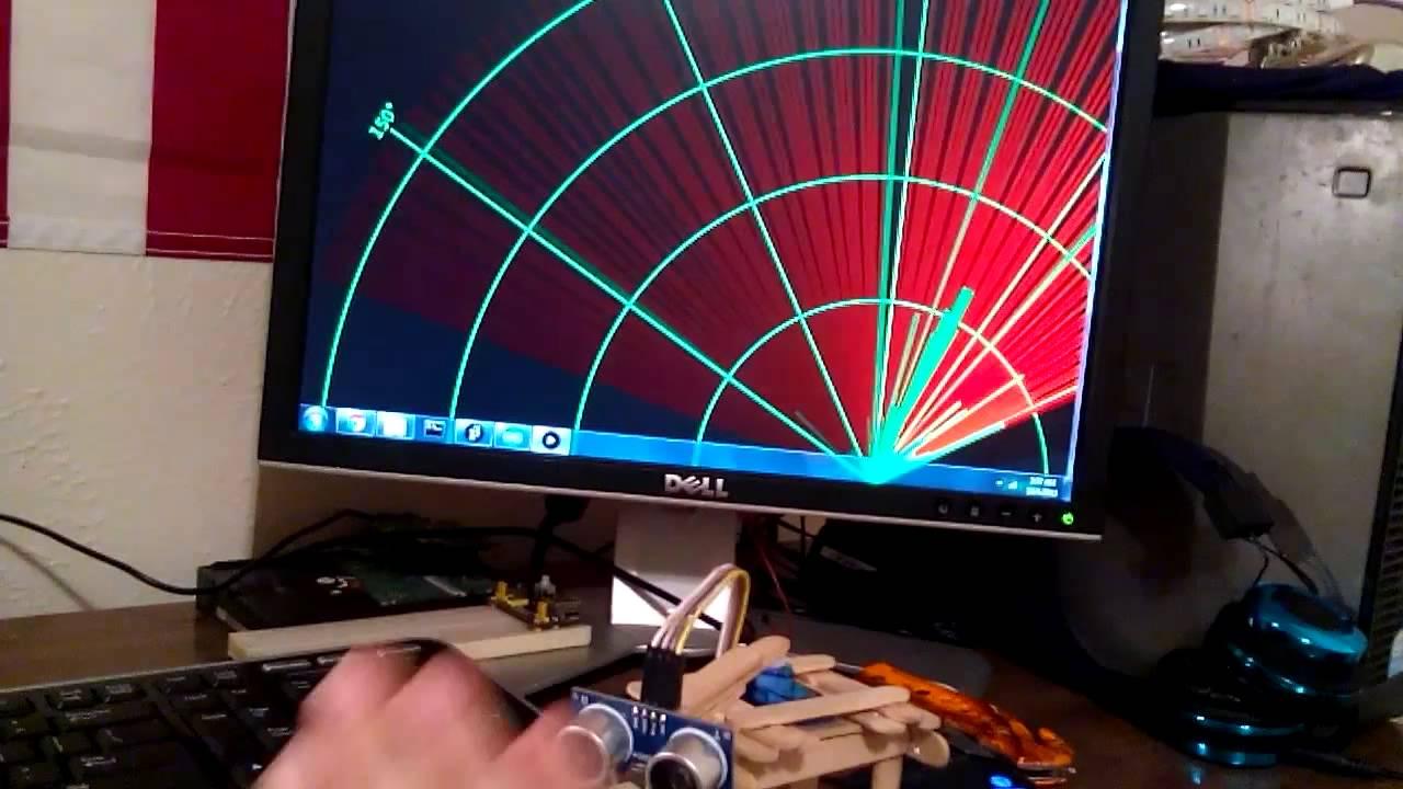 ultrasonic sensor arduino code pdf