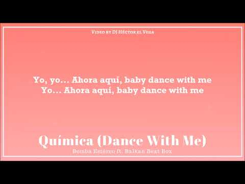 Bomba Estéreo - Química (Dance With Me) [Letra / Lyrics] #Ayo