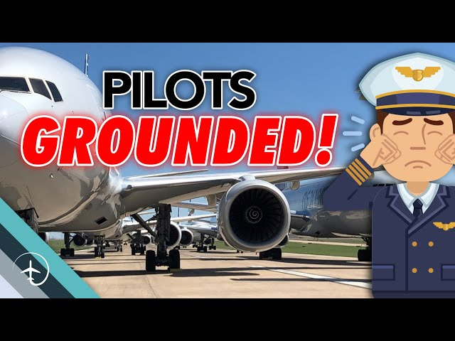 What will happen to the GROUNDED Pilots?!