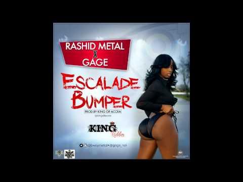 Rashid Metal x Gage - Escalade Bumper