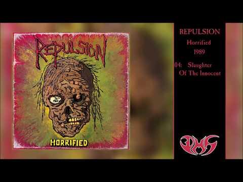 REPULSION Horrified 4K/UHD