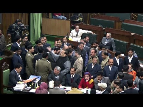 J&K Assembly: Opposition stages walk out , Govt says they don't have an issue