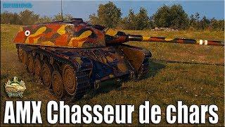 пОДЖИГАТЕЛЬ на AMX CDC  медаль Николска World of Tanks