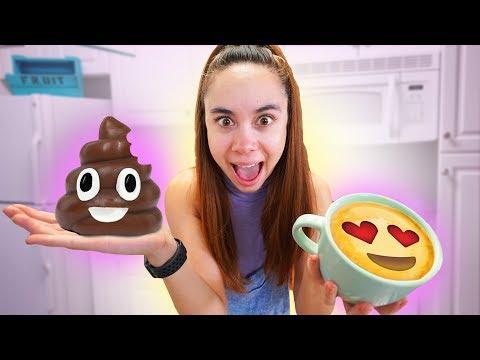 making-diy-edible-emoji's!